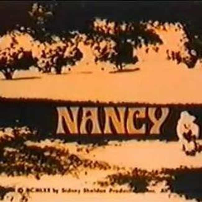 Nancy is listed (or ranked) 3 on the list Sidney Sheldon Shows and TV Series