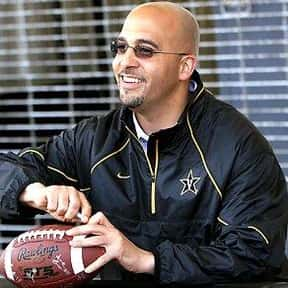 James Franklin is listed (or ranked) 8 on the list The Best Current College Football Coaches