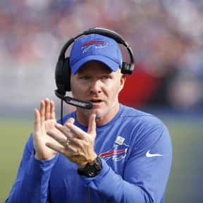 Sean McDermott is listed (or ranked) 2 on the list The Best Buffalo Bills Coaches of All Time