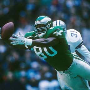 Reggie Johnson is listed (or ranked) 25 on the list The Best Philadelphia Eagles Tight Ends Of All Time