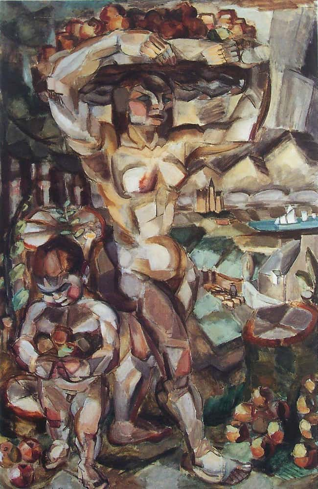 Henri Le Fauconnier is listed (or ranked) 25 on the list Famous Cubist Artists, Ranked