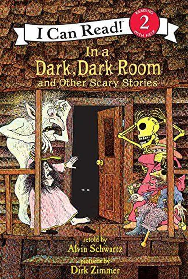 In a Dark, Dark Room and... is listed (or ranked) 4 on the list These 13 Terrifying Children's Books Will Still Scare You As An Adult Today