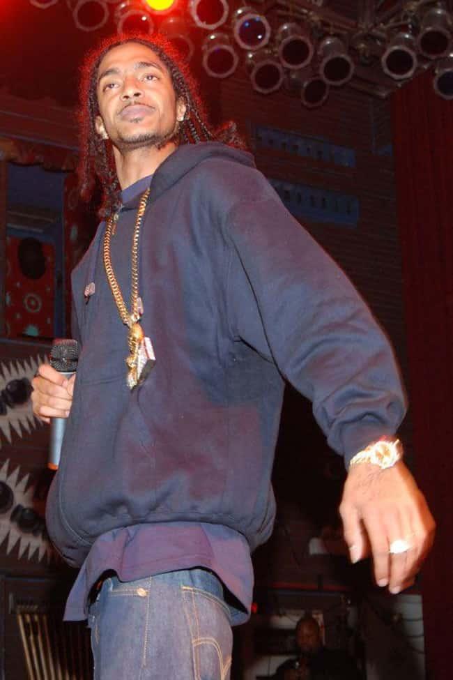 Nipsey Hussle está listado (ou classificado) 6 na lista Rappers Who Died Young