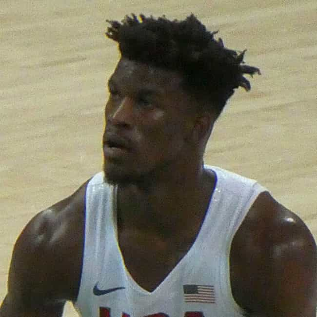 Jimmy Butler is listed (or ranked) 4 on the list The Best Athletes Who Wore #23