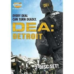 DEA is listed (or ranked) 16 on the list The Best Spike TV Shows