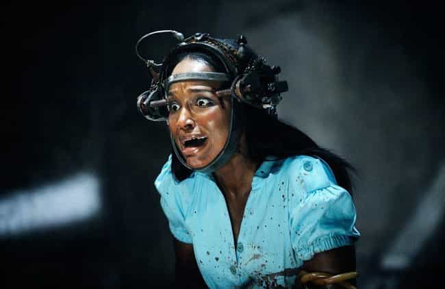 Saw VI is listed (or ranked) 2 on the list Horror Movies In Which Black Characters Make It To The End
