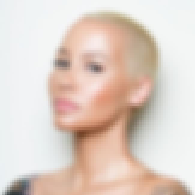 Amber Rose is listed (or ranked) 2 on the list 30 Famous Lesbian Models Who Are LGBTQ Icons