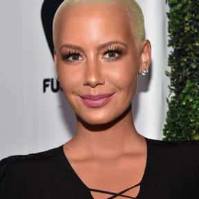 Amber Rose is listed (or ranked) 23 on the list Celebrities You're Sick Of In 2018