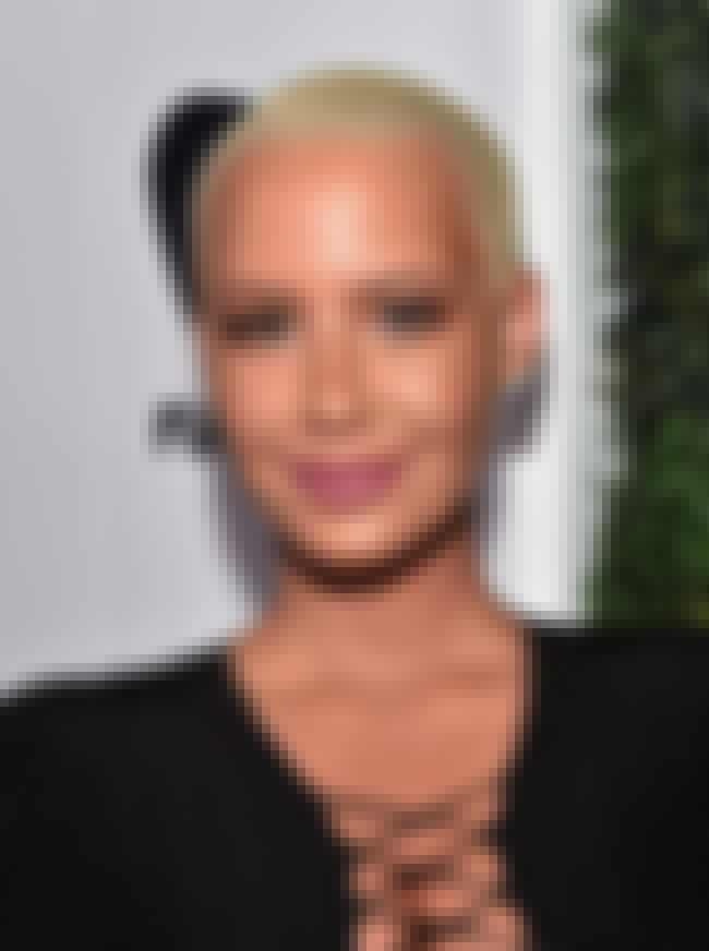 Amber Rose is listed (or ranked) 2 on the list LeBron James Loves and Hookups