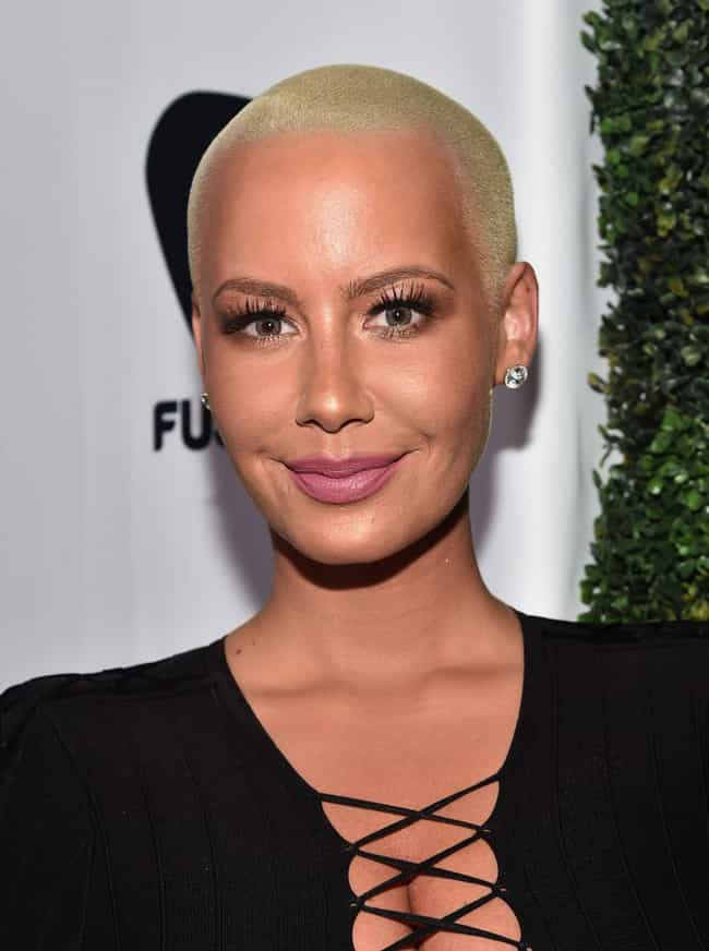Amber Rose is listed (or ranked) 7 on the list French Montana Loves and Hookups