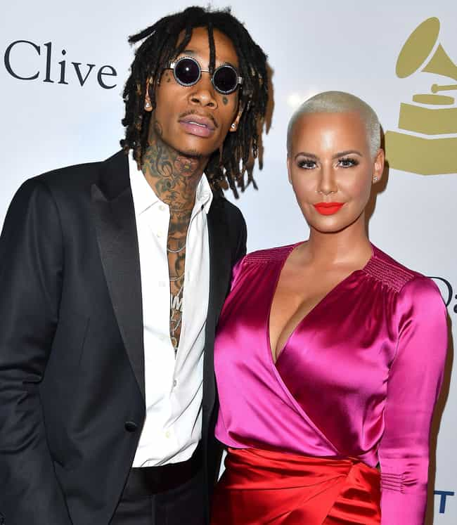 dating Wiz Khalifa