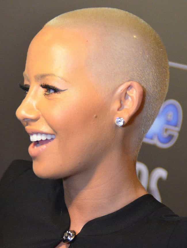Amber Rose is listed (or ranked) 2 on the list Famous Lesbian Models Who Are LGBTQ Icons