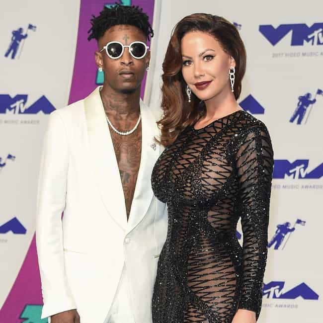 Amber Rose is listed (or ranked) 1 on the list All The Celebrity Women 21 Savage Has Dated