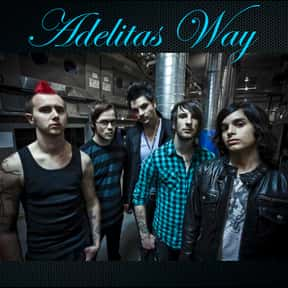 Adelitas Way is listed (or ranked) 9 on the list Capitol Records Complete Artist Roster