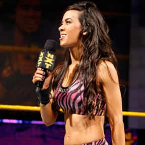 AJ Lee is listed (or ranked) 21 on the list The Best NXT Wrestlers of All Time