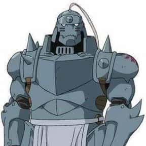 Alphonse Elric is listed (or ranked) 2 on the list The 30+ Best Anime Characters That Wear Armor