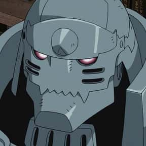 Alphonse Elric is listed (or ranked) 6 on the list The Best Fullmetal Alchemist: Brotherhood Characters