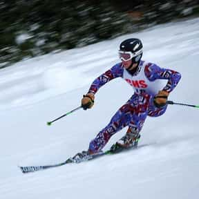 Alpine skiing is listed (or ranked) 6 on the list Your Favorite Winter Olympic Events