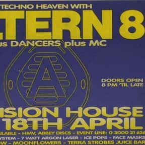 Altern 8 is listed (or ranked) 20 on the list The Best Acid House Bands/Artists