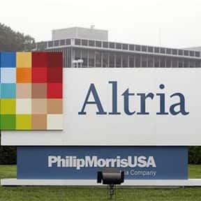 Altria is listed (or ranked) 6 on the list Companies Headquartered in New York