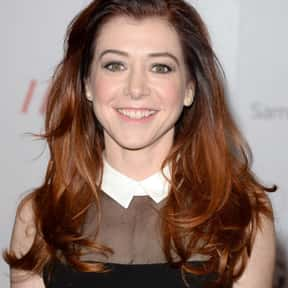 Alyson Hannigan is listed (or ranked) 1 on the list TV Actors from Washington, D.C.