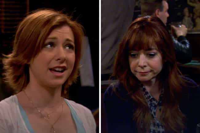 Alyson Hannigan is listed (or ranked) 4 on the list How the Cast of How I Met Your Mother Aged from the First to Last Season