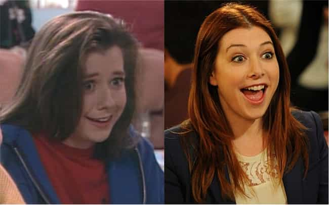 Alyson Hannigan is listed (or ranked) 4 on the list Female Celebrities Whose Careers Took Off After They Dyed Their Hair