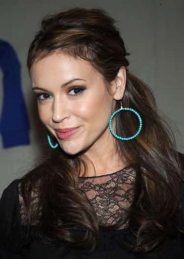 Alyssa Milano is listed (or ranked) 2 on the list Celebrities Who Live In Brooklyn
