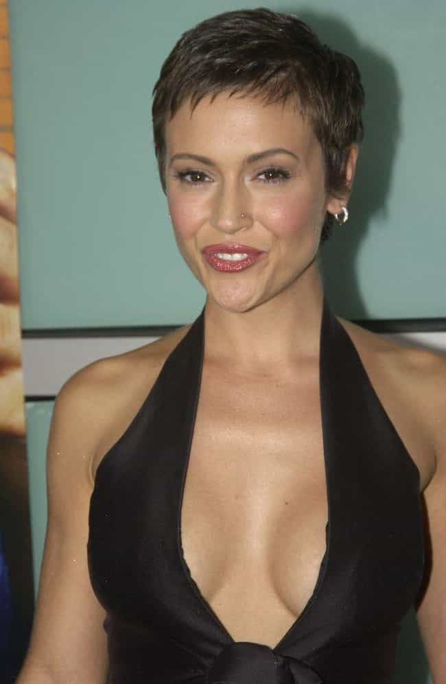 Alyssa Milano is listed (or ranked) 2 on the list 26 Celebrities with Nose Piercings