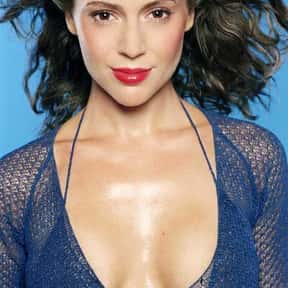 Alyssa Milano is listed (or ranked) 7 on the list The Hottest Women Over 40 in 2013