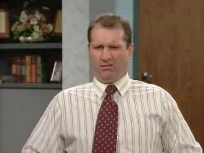 Al Bundy is listed (or ranked) 4 on the list TV Husbands You Never Realized Are Total Pieces Of Crap