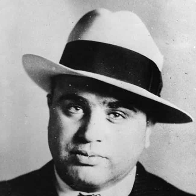 Al Capone is listed (or ranked) 1 on the list Famous Inmates at Alcatraz