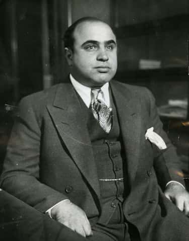 Al Capone is listed (or ranked) 1 on the list Famous Male Mafiosos