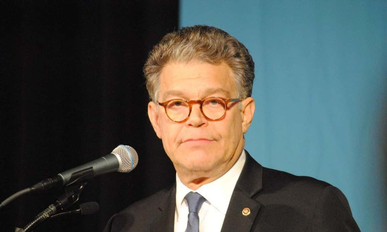 Al Franken is listed (or ranked) 2 on the list Famous People Born in 1951