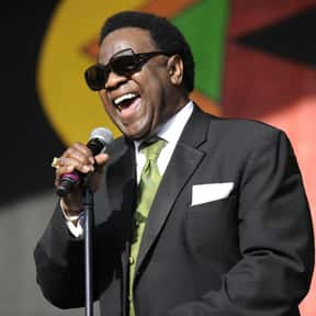 Al Green is listed (or ranked) 5 on the list Motown Records Complete Artist Roster