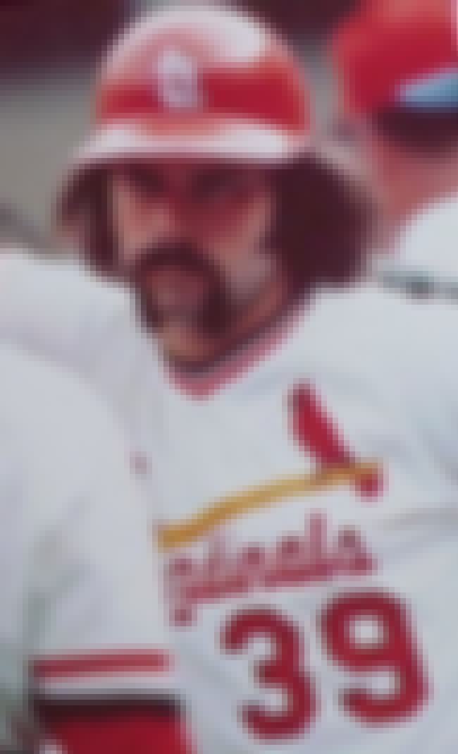 Al Hrabosky is listed (or ranked) 6 on the list Athletes with the Best Facial Hair