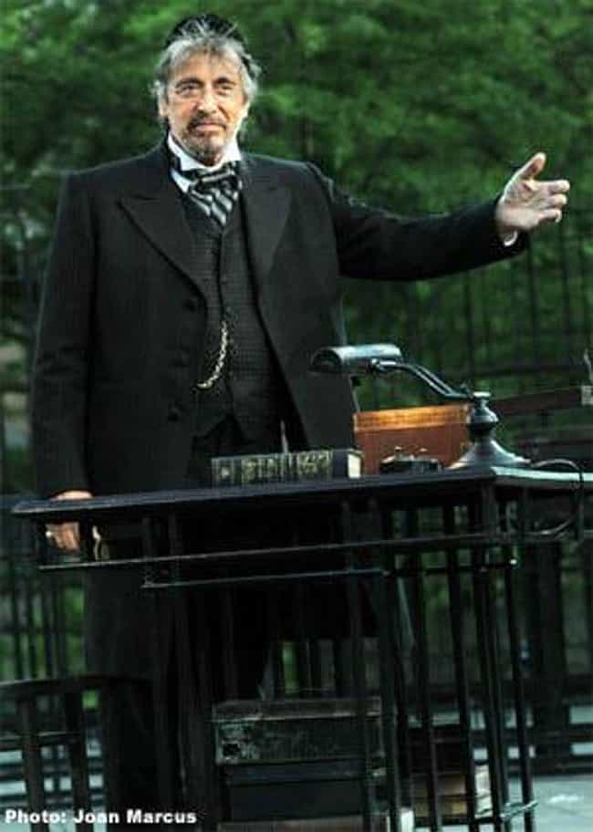 Al Pacino is listed (or ranked) 2 on the list 50+ Actors Who Have Done Shakespeare in the Park