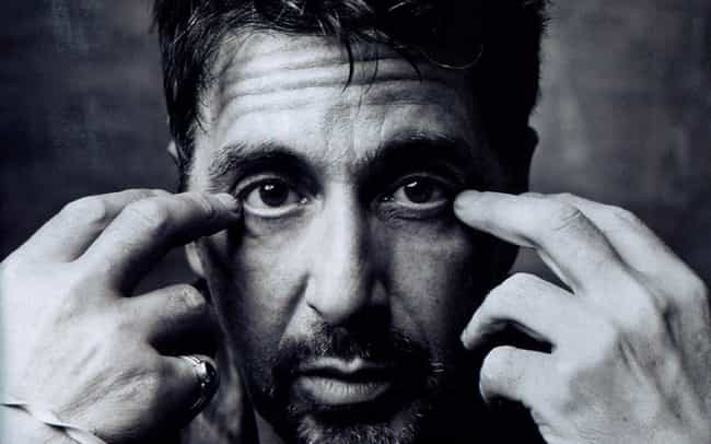 Al Pacino is listed (or ranked) 1 on the list Celebrities Who Taught Acting Classes