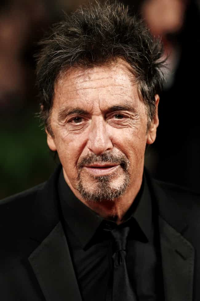 Al Pacino is listed (or ranked) 3 on the list Stars Who Passed on Iconic Hollywood Roles
