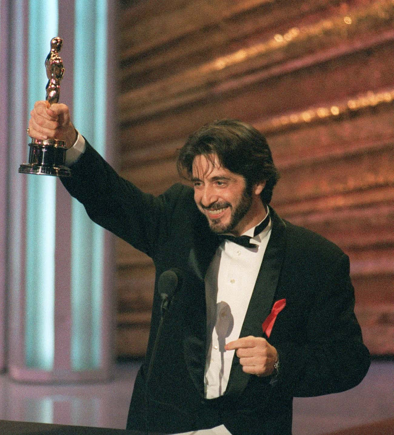 Al Pacino is listed (or ranked) 2 on the list People Who Won Oscars for the Wrong Film