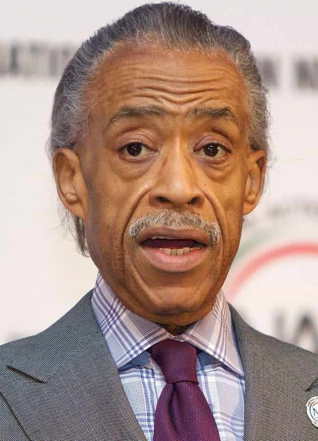 Al Sharpton is listed (or ranked) 3 on the list Infamous Snitches Who Avoided Life in Prison