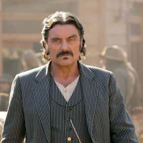 Al Swearengen is listed (or ranked) 1 on the list All Deadwood Characters