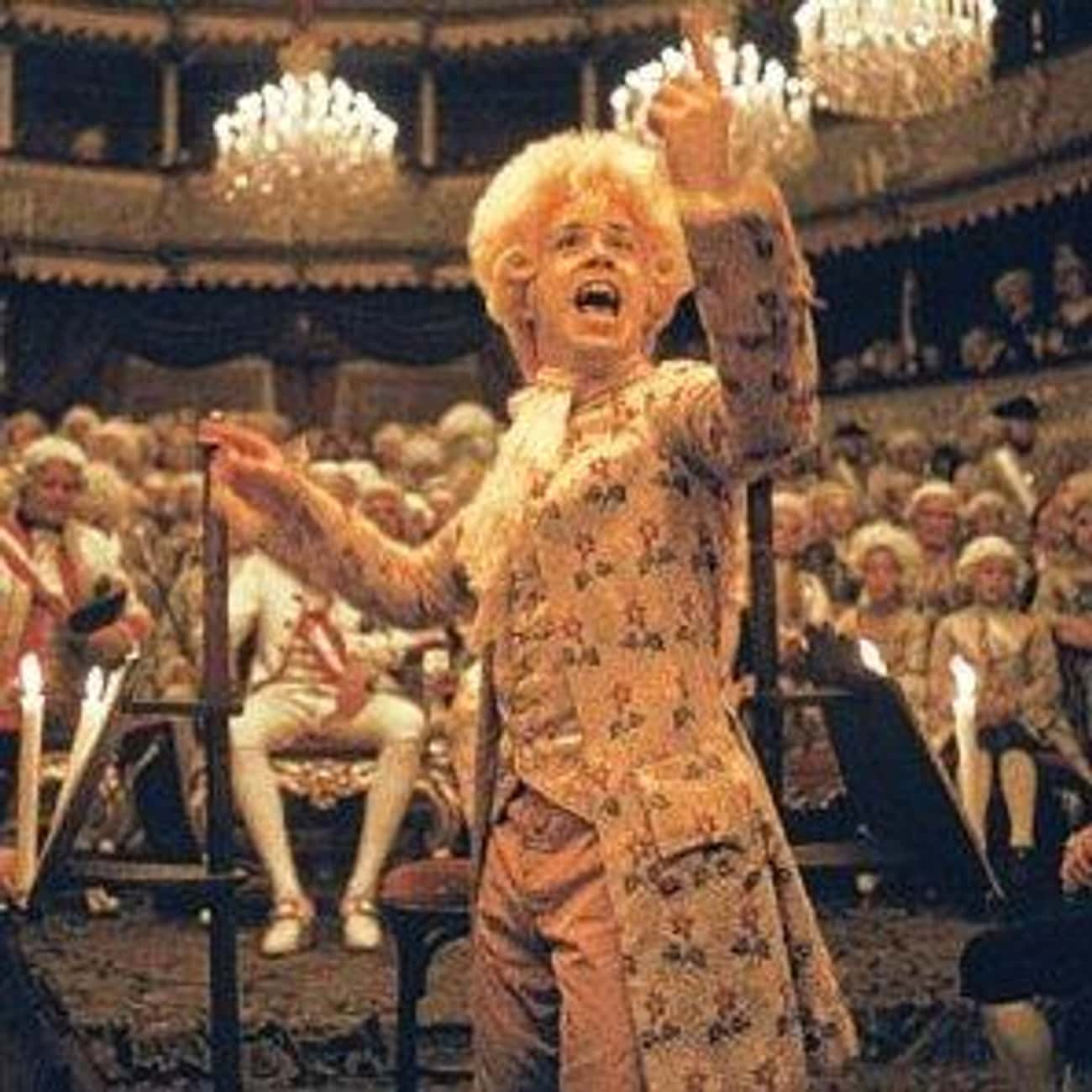 Amadeus is listed (or ranked) 1 on the list Peter Shaffer Plays List