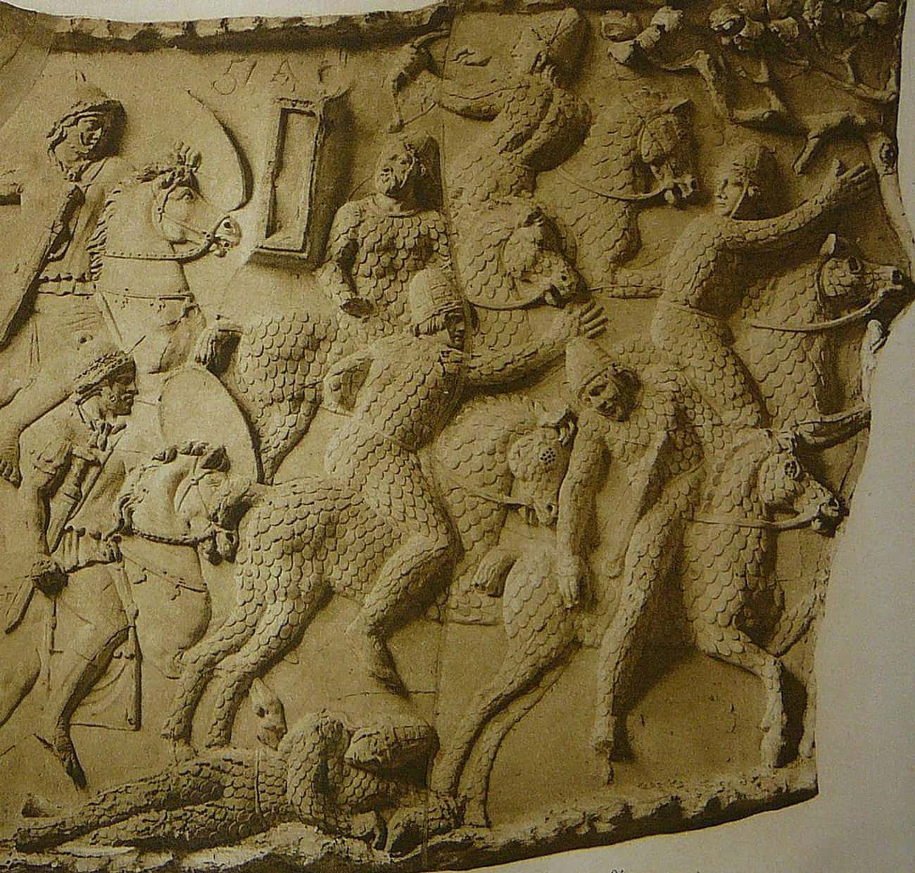 Amage Led A Mission To Slay A  is listed (or ranked) 3 on the list Female Military Leaders Of The Ancient World