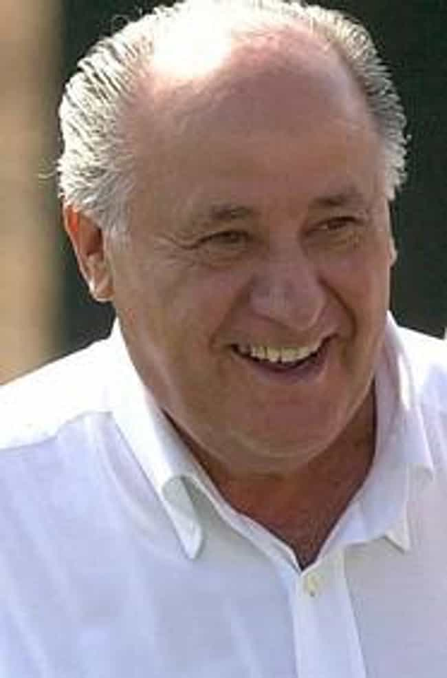 Amancio Ortega Gaona is listed (or ranked) 2 on the list Famous Entrepreneurs from Spain