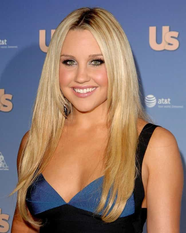 Amanda Bynes is listed (or ranked) 4 on the list 18 Celebrities Who Have Been Caught Shoplifting
