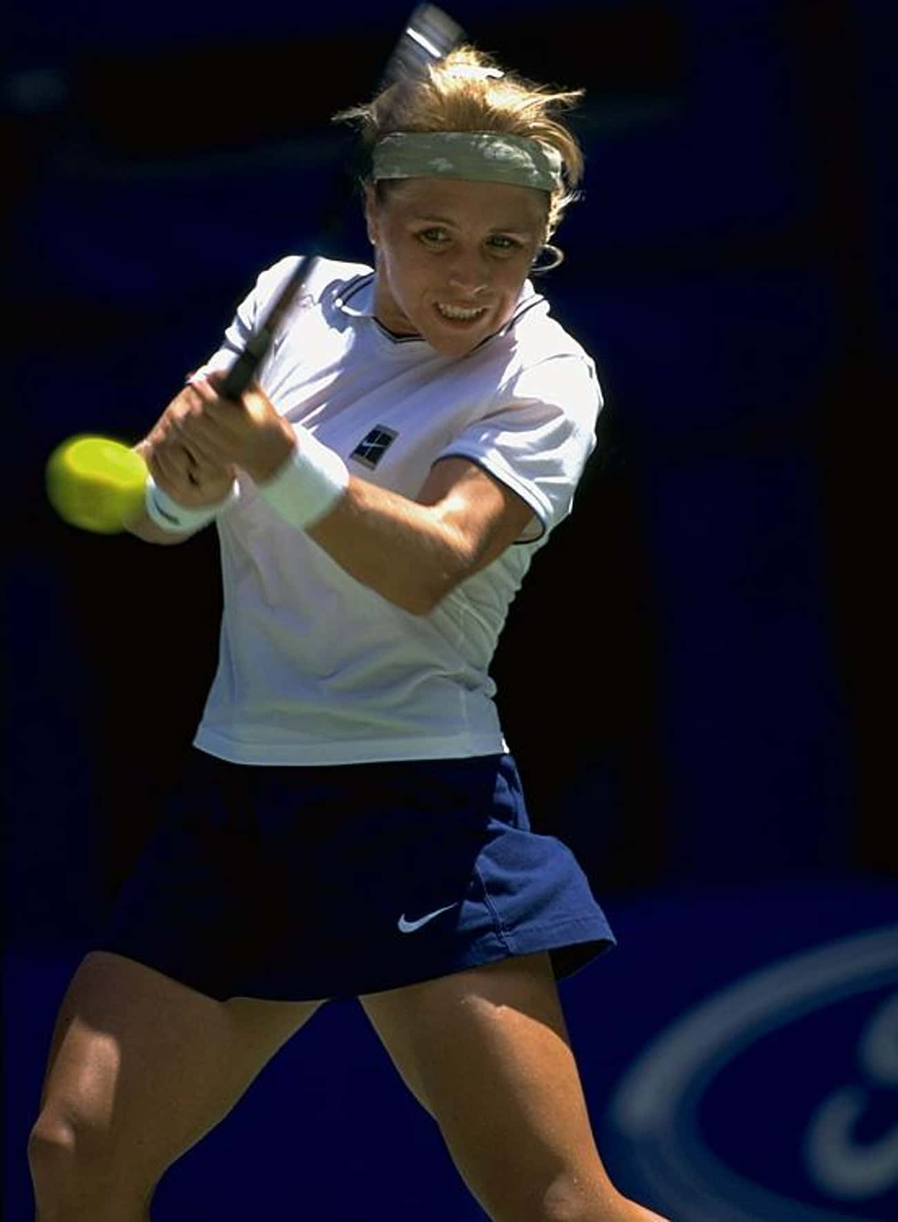 Amanda Coetzer is listed (or ranked) 2 on the list The Best Tennis Players from South Africa