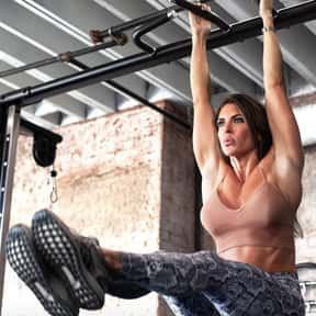 Amanda Latona is listed (or ranked) 7 on the list Famous Female Bodybuilders