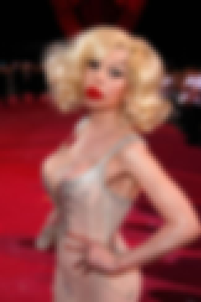 Amanda Lepore is listed (or ranked) 4 on the list Famous People Born in 1967