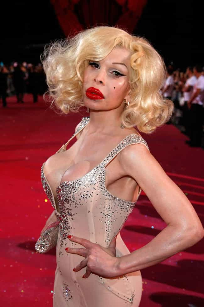 Amanda Lepore is listed (or ranked) 2 on the list 23 Famous Transgender Models That Are Beyond Beautiful